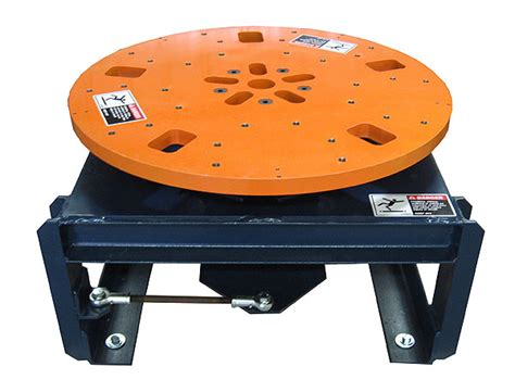 Omni Metalcraft Corp Turntables Providing More Options
