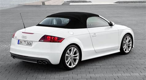 audi tt roadster 2015 revealed in new photos by car