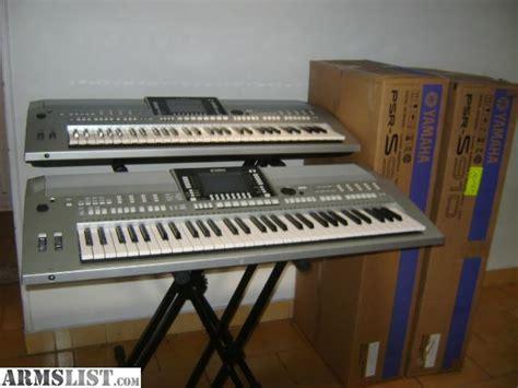 Keyboard Yamaha Dan Korg Armslist For Sale Yamaha Tyros 4 Keyboard Korg Pa3x Pro
