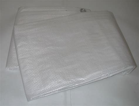 zeil wit dekzeil 3 x 4 mtr wit 100 gram stuk