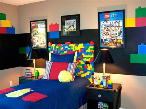 boy decorations for bedroom decorating themes on kids room boys bedroom with lego decor