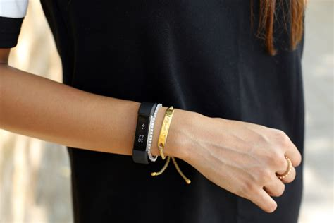 a touch of sport luxe cupcake fashion how the vogue team styles their fitbit bands vogue india