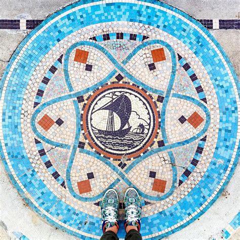 mosaici piastrelle nuovi affascinanti pavimenti in mosaico e piastrelle