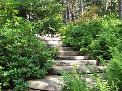 Coastal Botanical Gardens Panoramio Photo Of Coastal Maine Botanical Gardens Steps
