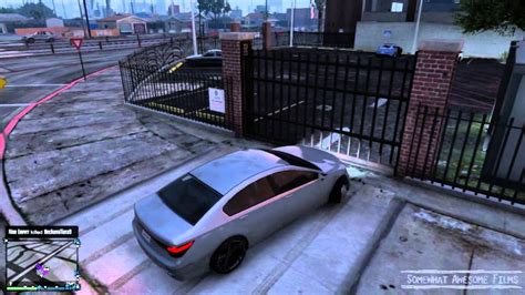 gta 5 online impound location gta online stealing back personal vehicle from the impound