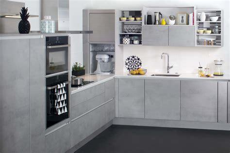 beton ciré pour cuisine une cuisine sur mesure version b 233 ton batirenover