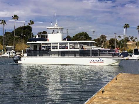 san diego marina boat tours oceanside adventures boat san diego beach secrets