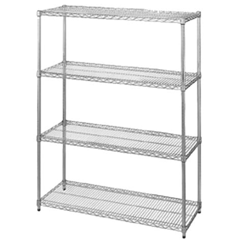 wire shelving what to use in your restaurant back burner