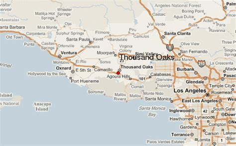 thousand oaks location guide