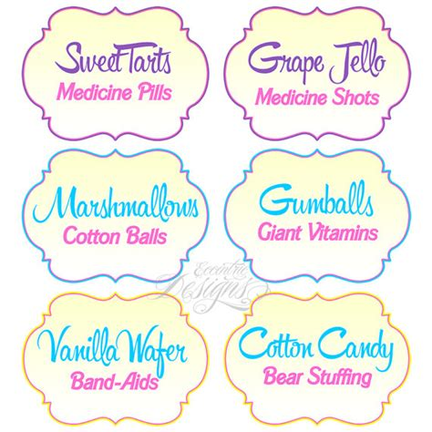 doc mcstuffins buffet doc mcstuffins buffet labels you print doc mcstuffins