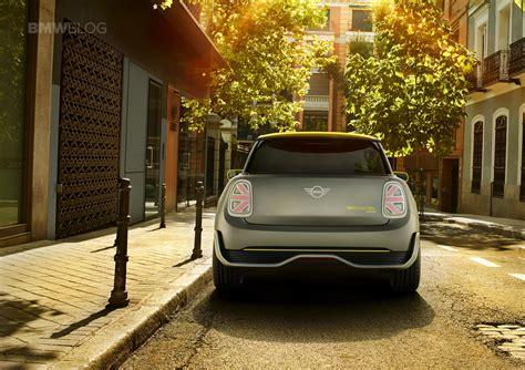 Mini E Autos by World Premiere Mini Electric Concept