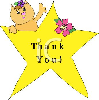 You Are A Star Clipart Clipart Suggest Thank You Clipart For Powerpoint