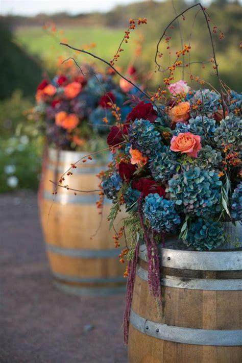 Fall Wedding Flower Idea by La D 233 Co Jardin R 233 Cup En 41 Photos Inspirantes