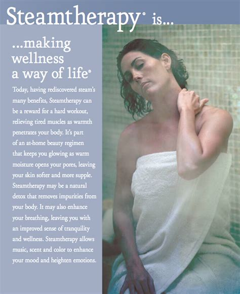 what are the benefits of a steam room mr steam steamtherapy blogtour sponsor