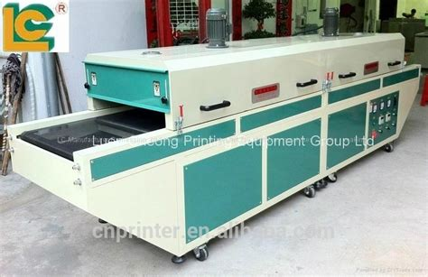 Microwave Usatec infrared tunnel oven ir drying tunnel for plastic