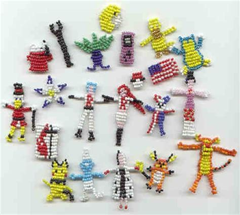 bead buddies pin pony bead buddy patterns pictures on