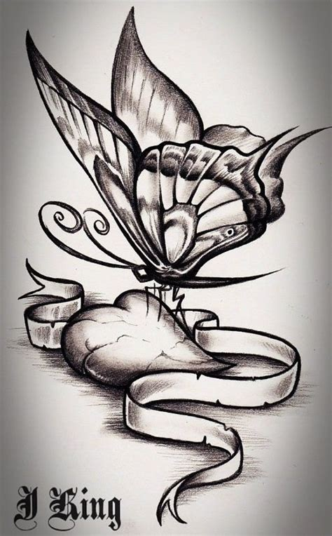 hearts and butterfly tattoo designs butterfly jk by kingsart 1 on deviantart tatoo