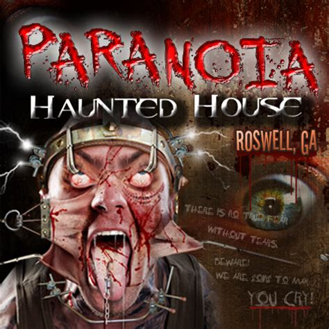 paranoia haunted house haunted house in canton georgia ga paranoia haunted house
