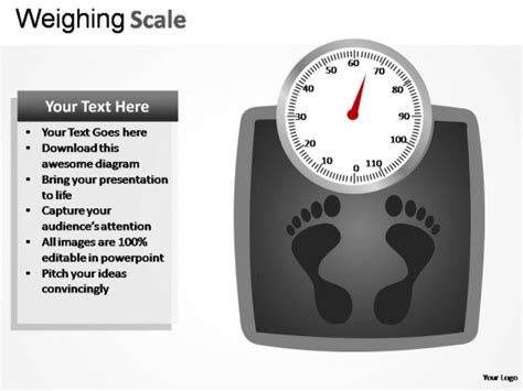 weighing scale template weighing scale powerpoint presentation slides