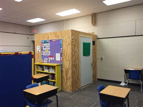 Isolation Room School by Another About School Dismantle The Boxes