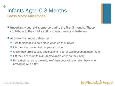motor skills 12 months gross motor skills development for infants