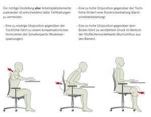 sitzposition schreibtisch ergonomie arbeitsplatz
