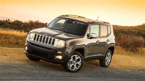 Jeep Car Wallpaper Hd by 2017 Jeep Renegade Limited Hd Car Wallpapers Free