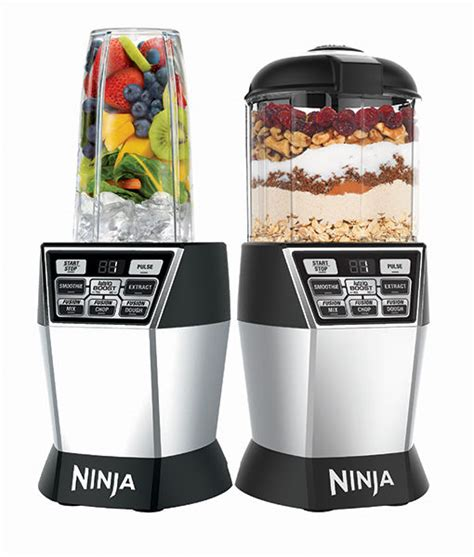 Extratv Giveaway - win it a nutri ninja bowl duo extratv com