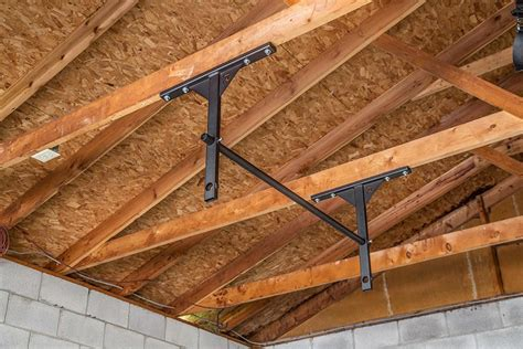 Pull Up Bar Garage Ceiling by Rogue P 5v Garage Pull Up System Strength