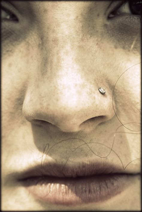 nose tattoo 95 best piercings images on piercing ideas