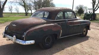 coupe 1949 chevrolet deluxe