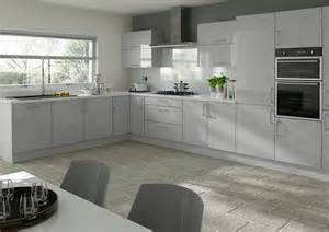 Replace Kitchen Cabinet Doors Ikea Ultragloss Light Grey Kitchen Doors From 163 5 50 Made To