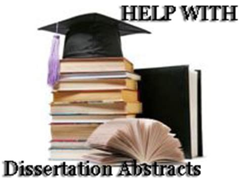 dissertation abstracts international search dissertation abstracts international format