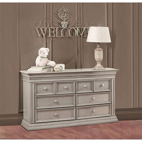 ash gray baby dresser 18 best images about star nursery on 6 drawer