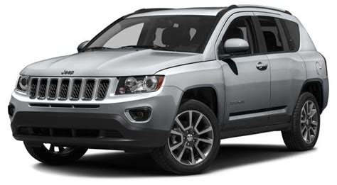 jeep length jeep compass length
