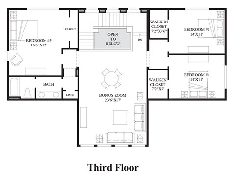 third floor house design belvedere at bellevue the lilian home design