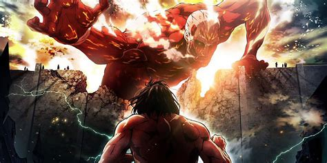 attack on titan series attack on titan s season 2 trailer rs up the and