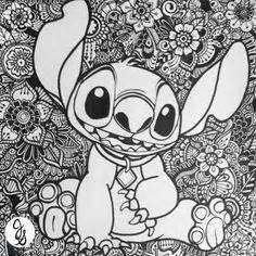coloriage disney anti stress puppies  dessin  imprimer