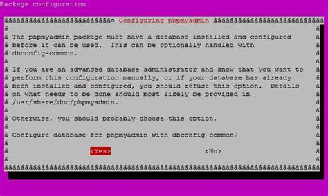 configure ubuntu mail server 14 04 how to install and configure phpmyadmin on ubuntu 14 04