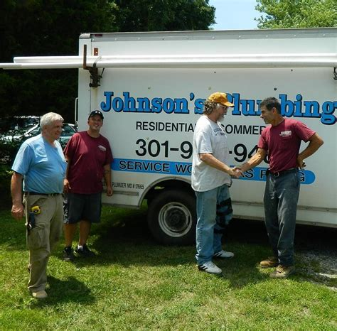 Johnson County Plumbing by Local Plumber Partners With Patuxent Habitat For Humanity