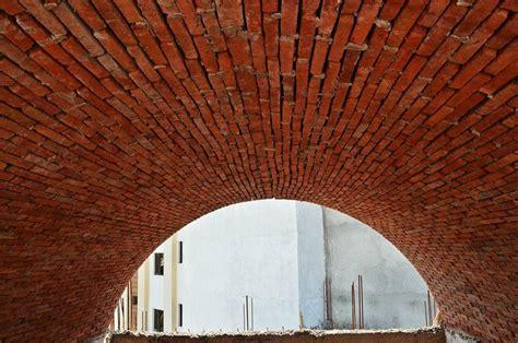 nilesh bansal vault residence exposed brick vault