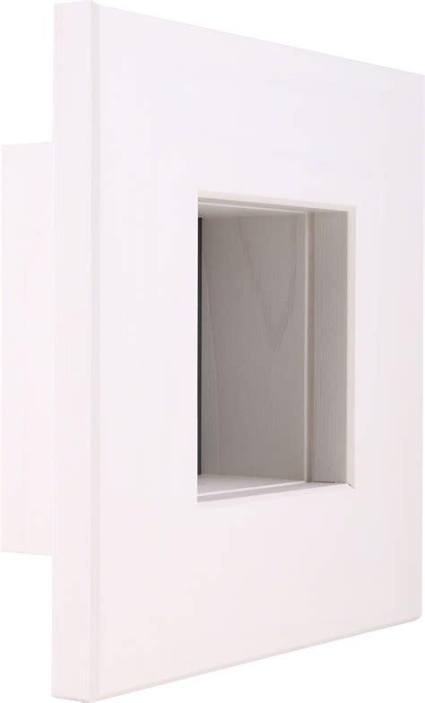 Wall Frame White 23x23x8cm 9 1x9 1x3 2in Ch By Bj 246 Rn K 246 Hler