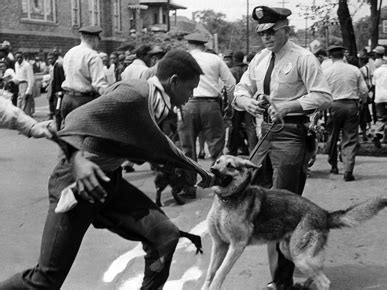 civil rights movement police brutality birmingham caign of 1963 encyclopedia of alabama