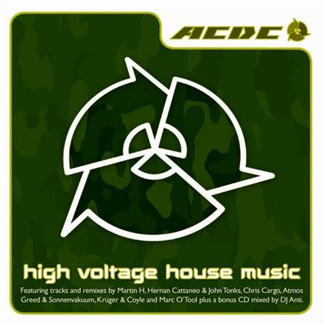 house music 2005 high voltage house music cd 2005 at psydb