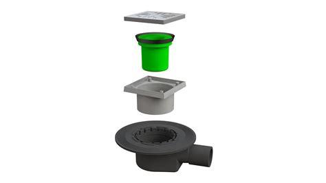 pilette per doccia a pavimento sifoni pilette e canalette doccia scegli bonomini