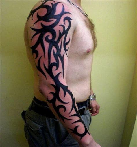 dwayne johnson tribal tattoo tribal arm tattoos on dwayne johnson s arm style dwayne