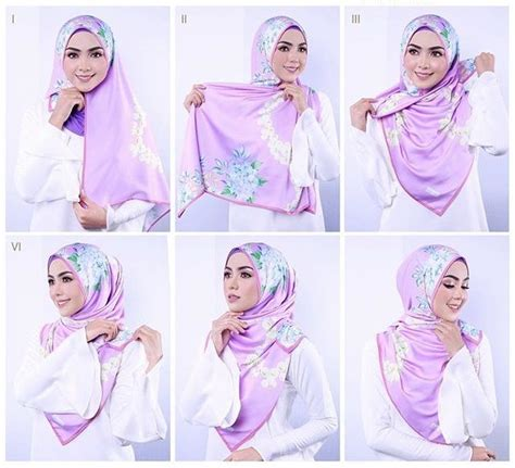 hijab tutorial quick this is an easy and quick hijab tutorial by galeriariani