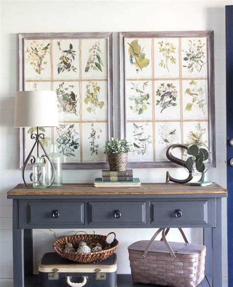 cozy and simple farmhouse entryway decor ideas 26   DigsDigs