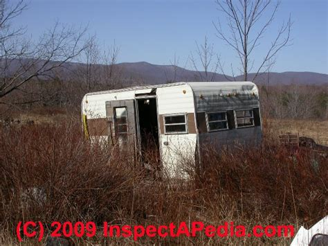 mobile homes trailers inspect troubleshoot mobile homes wides