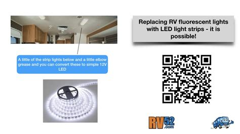 how to replace rv light bulbs you can replace your rv fluorescent lights by led